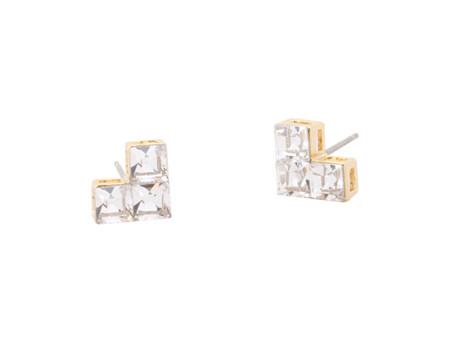 Heart Lego Earring