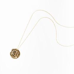 【SILVER925】Ella coin necklace