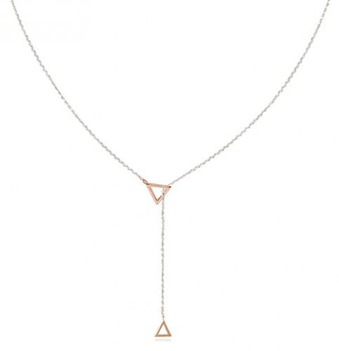 【SILVER925】circle parade necklace