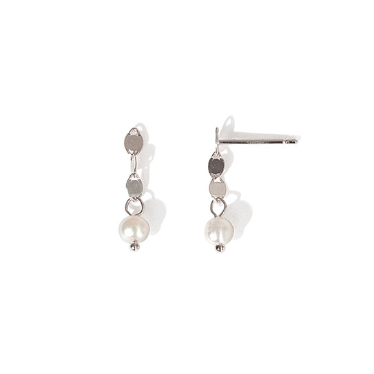 【SILVER925】Pearly Drop