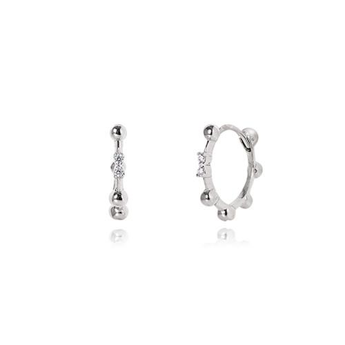 【SILVER925】Mini Flat Ring