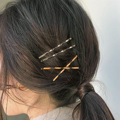 Screw Hairpin(4set)